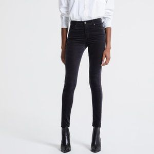 AG Adriano Goldschmied Farrah HighRise Skinny Pant